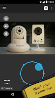 Screenshot of tinyCam Monitor FREE