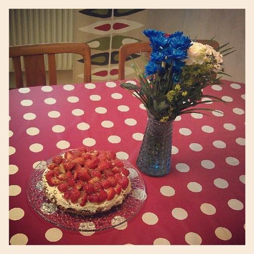 Världens godaste tårta!