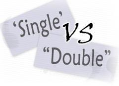 2012-01_SingleVsDoubleQuotes