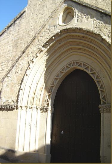 Cordoba La Magdalena fachada occidental