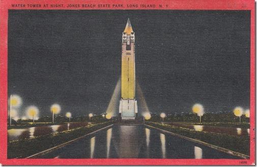 Water Tower at Jones Beach, Long Island, New York pg. 1