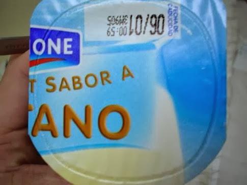 7. Yogur sabor a