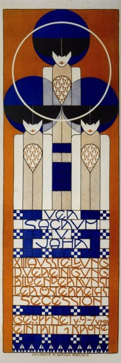 koloman-moser-manifesto-per-la-xiii-esposizione-1902-collezione-salce-soprintendenza-per-i-beni-storici-artistici-ed-etnoantropologici-per-le-province-di-venez