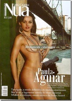 Revista Nua - Paula Aguiar Outubro 2007