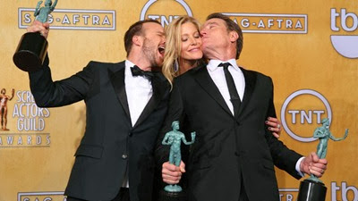 20th Annual SAG Awards - Press Room