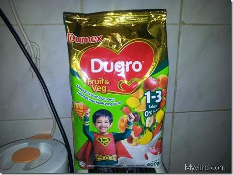 Dumex Dugro Fruits and Veg 1