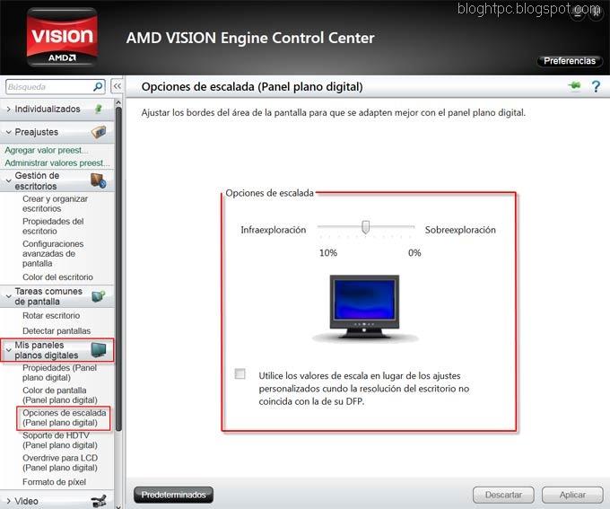 escalado-AMD-E-450