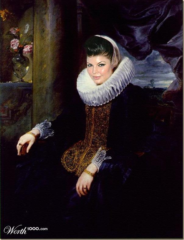 Fergie Van Dyck