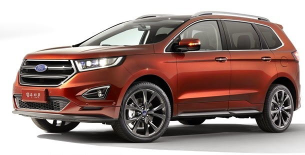 Ford-Edge-7-seat-China-2
