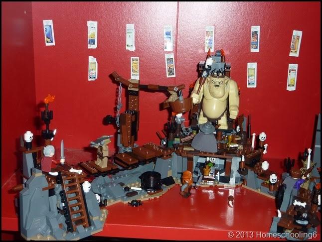 Hobbit Legos