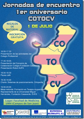 Cartel COTOCV (A4)