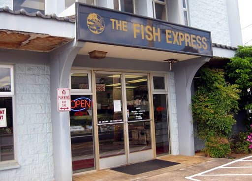 Fish Express in Lihue, Kauai