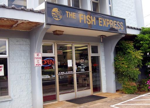 Fish Express in Lihue, Kauai