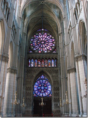 cathedral reims interior