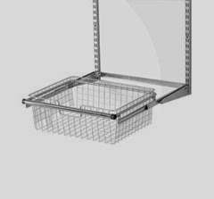 Rubbermaid wire basket