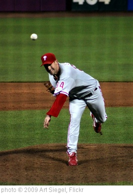 'cliff lee, philly' photo (c) 2009, Art Siegel - license: http://creativecommons.org/licenses/by/2.0/