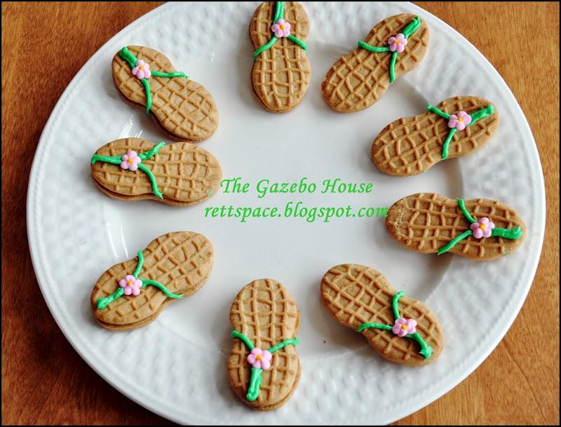 flip flop cookies 002