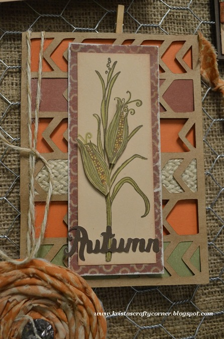 Artbooking_corn stalk_card on burlap backgroundDSC_2263