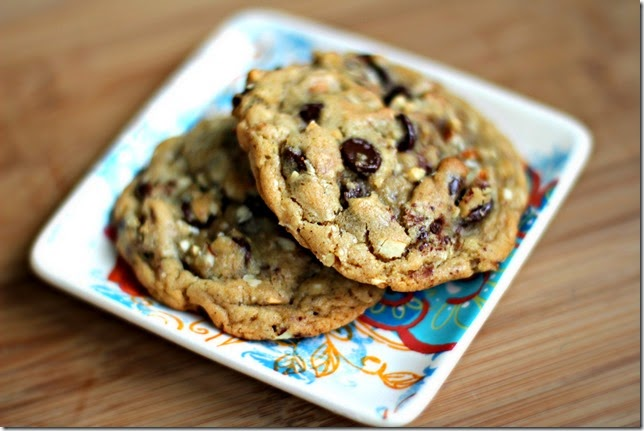 Honey Chocolate Chip Cookies2