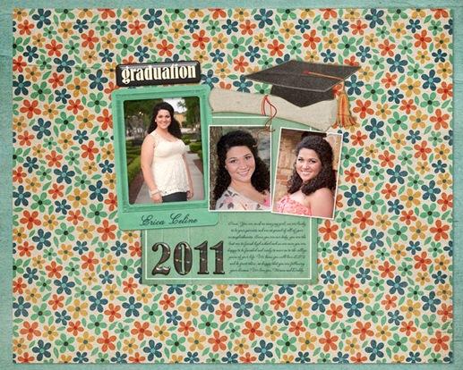 Erica Celine Graduation 2011