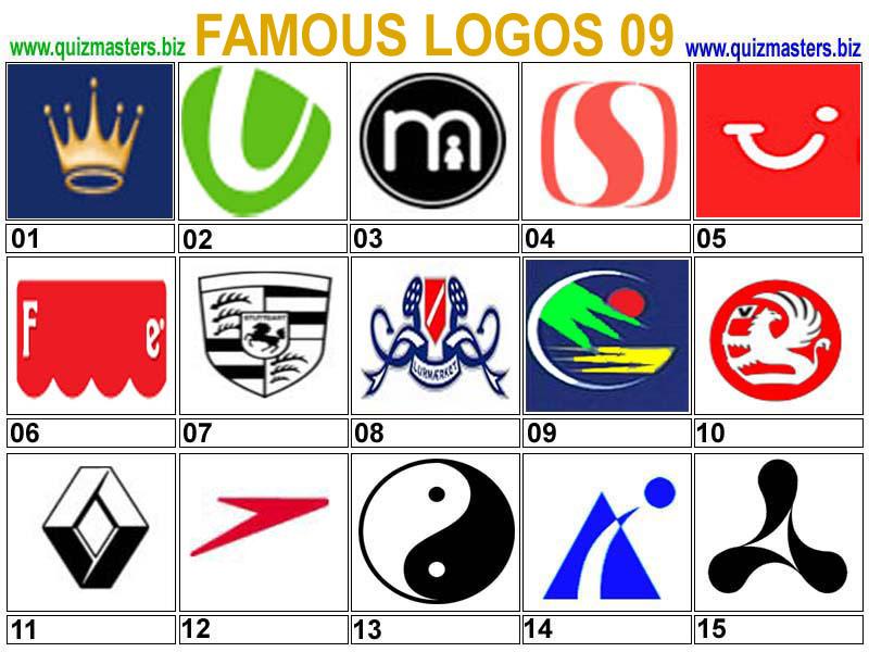 Famous Entertainment Logos Famous Logos 09 Full Jpg