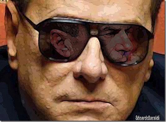 Berlusconi e l'inciucio per il Colle