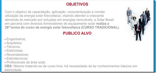 Solar Brasil Curso 02