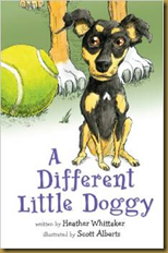 A Different Little Doggy, by Heather Whittaker