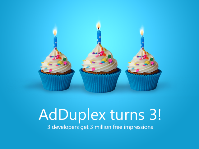 AdDuplex-3yrs-banner640-centered