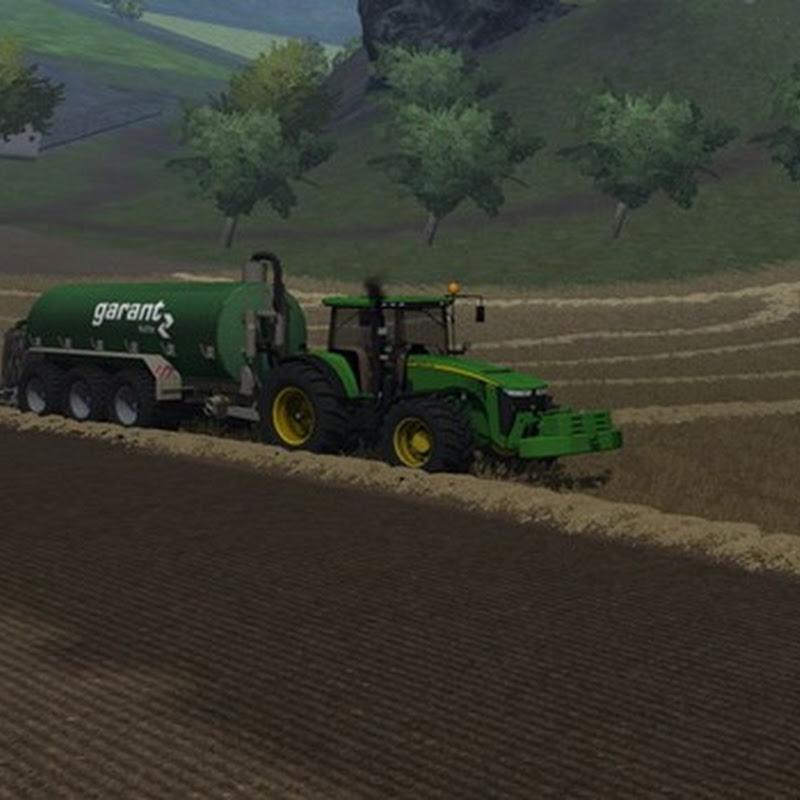 Farming simulator 2013 - Kotte Garant v 2.2 Liquid Manure Mod