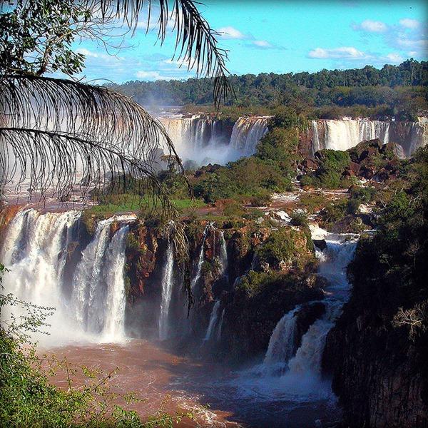 Iguazu Iguacu falls 2