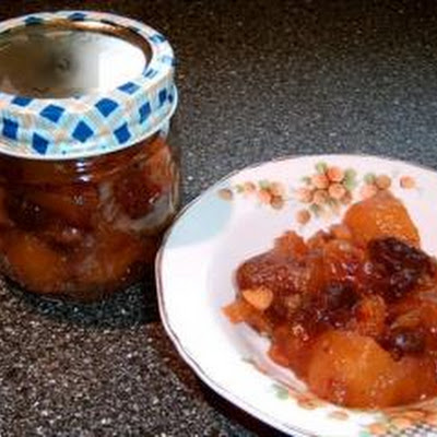 Fruit Chutney (Zwt - South Africa)