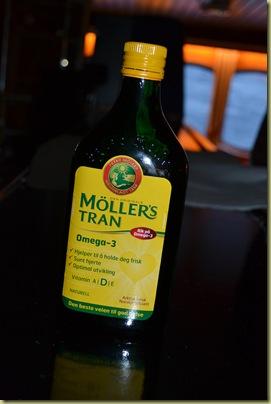 The Cod Liver Oil
