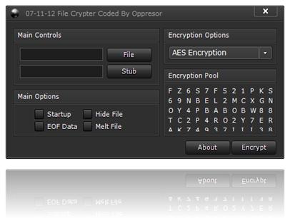 FUD Crypter 2012