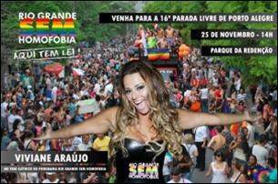 Rio Grande sem homofobia Parada Livre