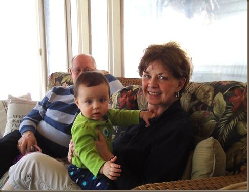 Grandma and Miranda