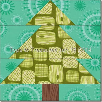 Paper Pieced Tree Image