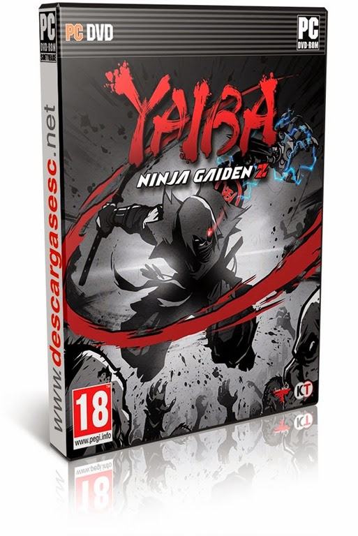 Yaiba Ninja Gaiden Z-CODEX-cover-box-art-www.descargasesc.net