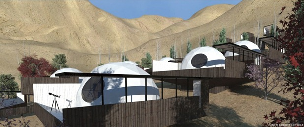 elqui domos astronomical hotel by rodrigo duque motta 3
