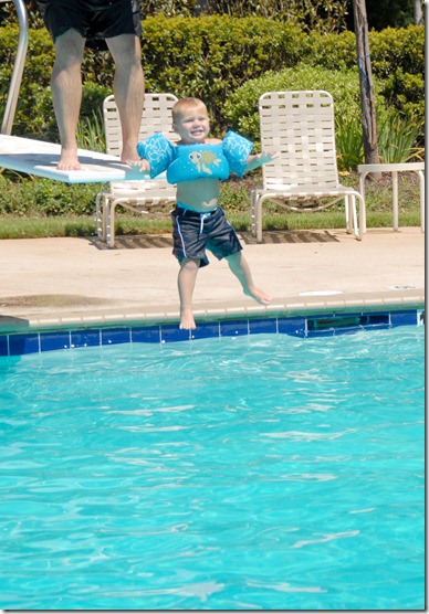 t jumping from diving board 2