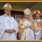 Missa presidida por Dom Murilo em Bom Jesus da Lapa - Fotos: Joselito Cardim e  Ir. Ivanor Borges