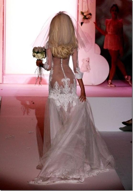 Свадебные сексуальные платья фото 42573 фотография