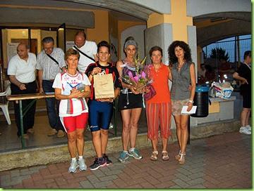 premiazioni femminili