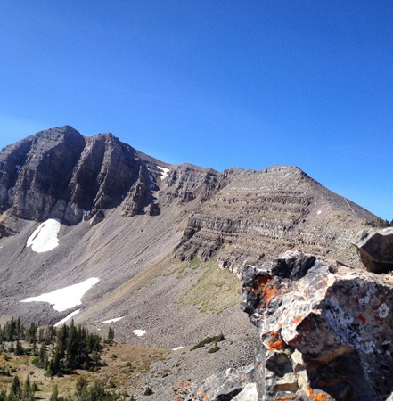 Cody Peak, Jackson Hole