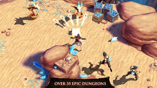 Dungeon Hunter 4 APK Descargar