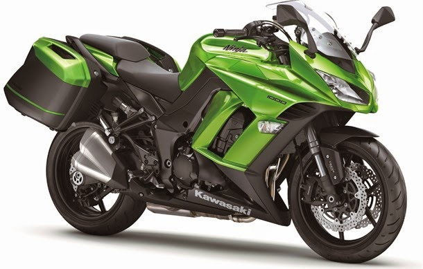 Ninja 1000 Tourer ABS 2015