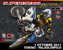 Supercross SX Series, Torino 1 ottobre 2011
