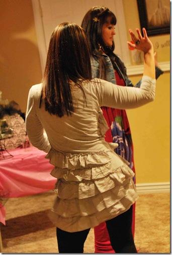 Vivian dancing 2