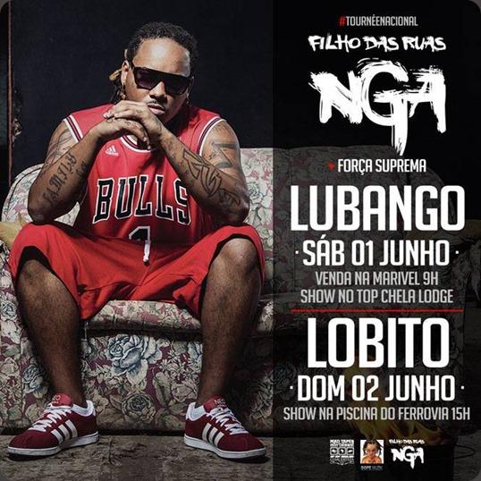 NGA x Lubango x Lobito