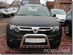 Dacia Duster Darkster 13